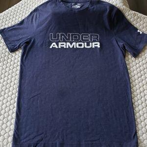 Men's Under Armour t-shirt size lrg